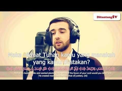 Takjub! Pria Tampan Ini Sangat Merdu dalam Melantunkan Ayat - Ayat Suci Al-Quran! Video qari international