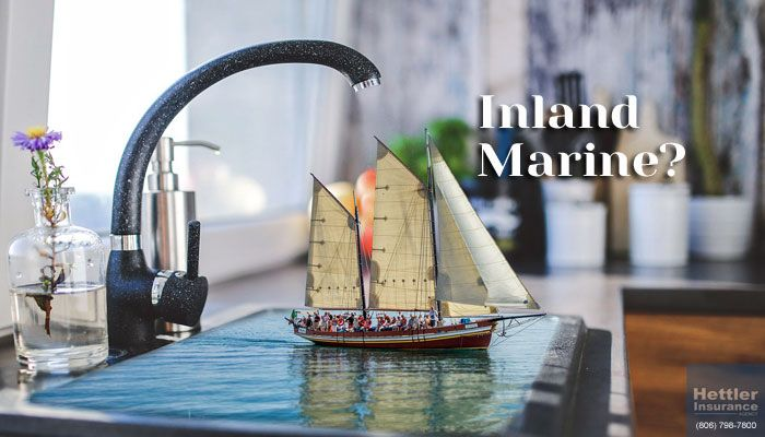 Interesting Fact An Inland Marine Insurance Policy From The
