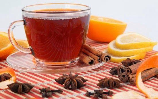 Ρόφημα με κανέλα,μέλι και λεμόνι για απώλεια βάρους (1 μονάδα)