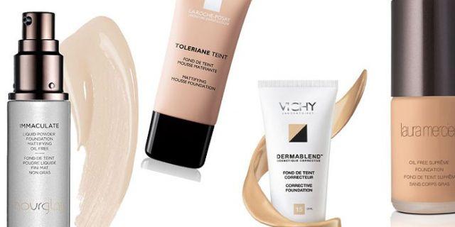 Anche chi ha la pelle grassa o impura può utilizzare il fondotinta. Scopriamo insieme i migliori fondotinta per pelli grasse reperibili in profumeria!