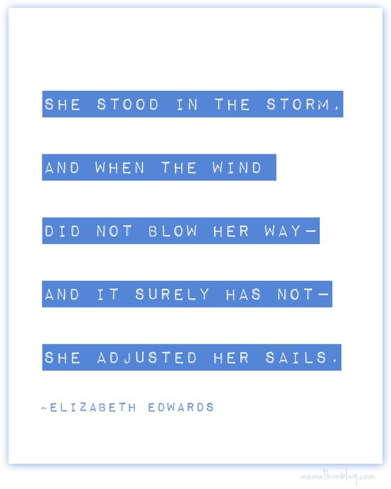 Best  Elizabeth Edwards Ideas On   Being Happy Quotes