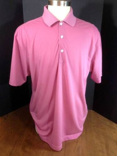 Pink Plaid Shirt Mens