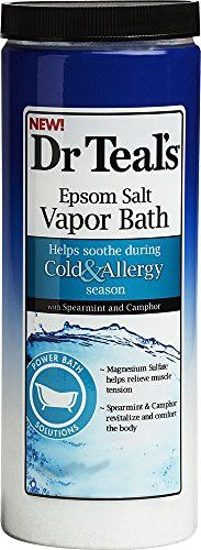 Help your body fight against colds and allergies with Dr. Teal's cold and…