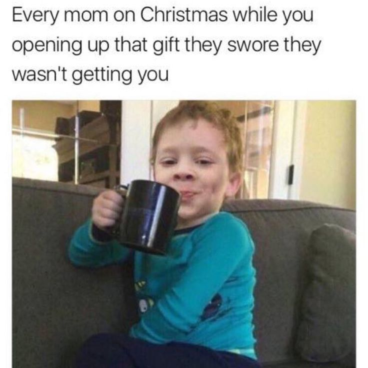 I don't celebrate Christmas but the kid is too funny. He's awsaaaame