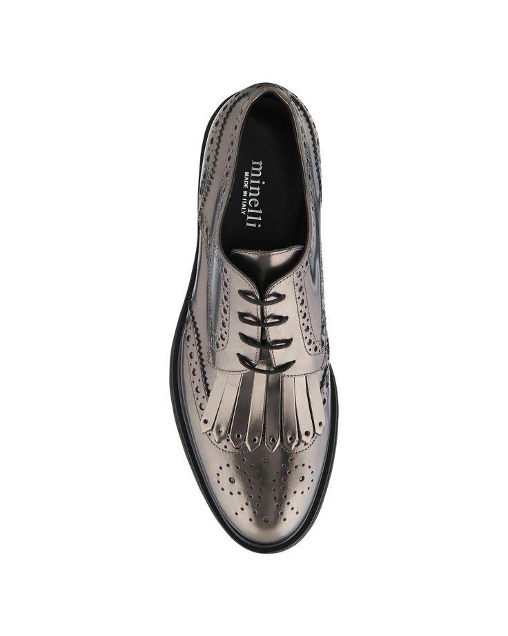 Derby - Tokyo - Derbies, Richelieu & Baskets - La Collection chaussures - Etain