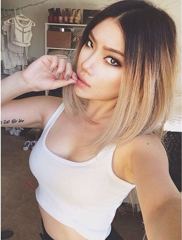 Having short hair is a lot of fun. There are so many styling options the list is pretty much endless. One particularly attractive idea is that of ombre hai