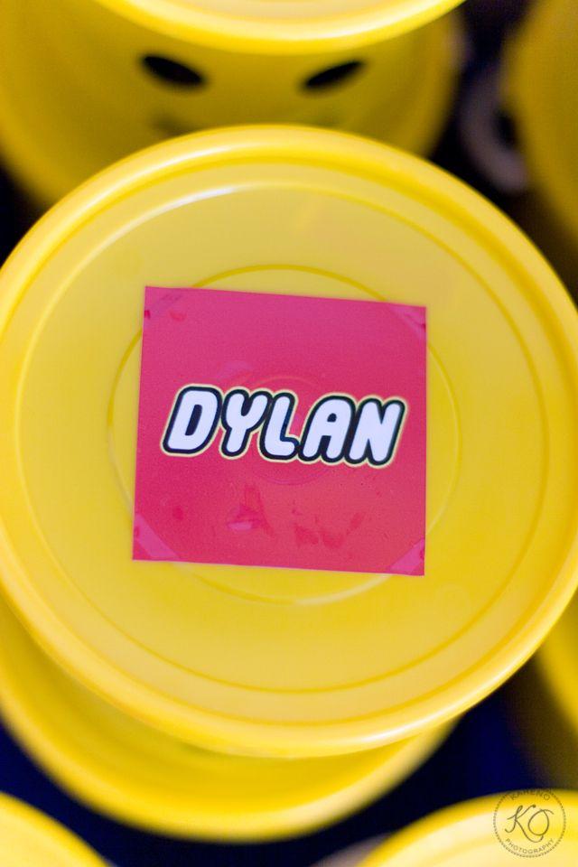 Lego bucket lid names