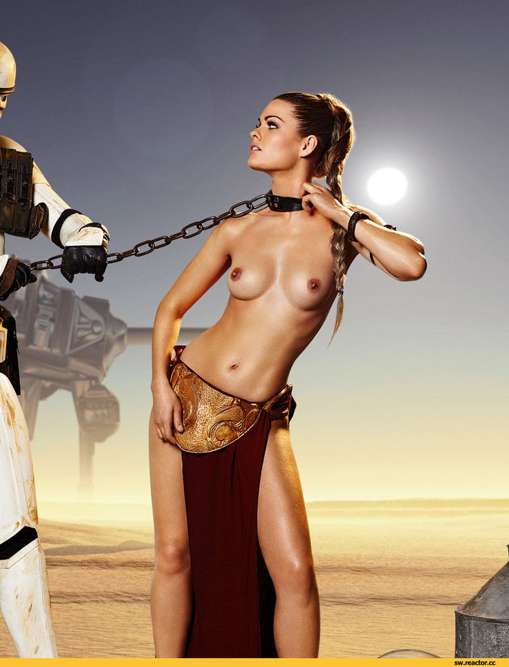 Was specially star wars princess leia slave girl cosplay the truth