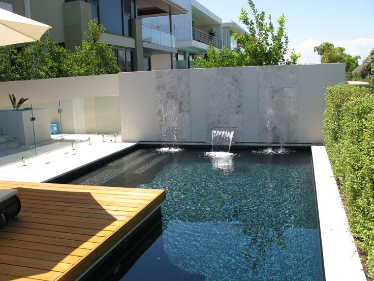 With A Wealth Of Experience In High Quality Concrete Pool Construction Our Dedicated Team Shares