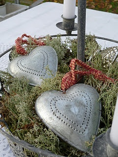 punched tin hearts