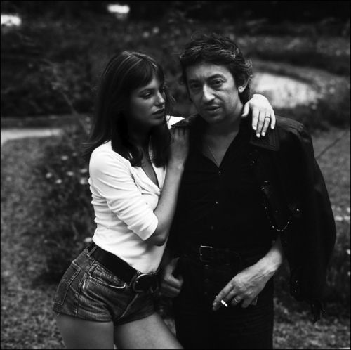 Jane & Serge.: Janebirkin, Jane Birkin Style, Serge Gainsbourg, Jane Serge, De Janeserg, Denim Inspiration, Style Icons, French Icons, Foxes Couple