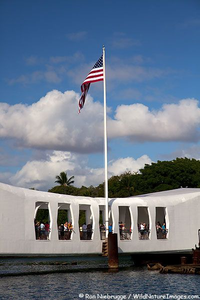 USS Arizona Memorial, Pearl Harbor, Oahu, Hawaii How did I go to Hawaii and not see this!