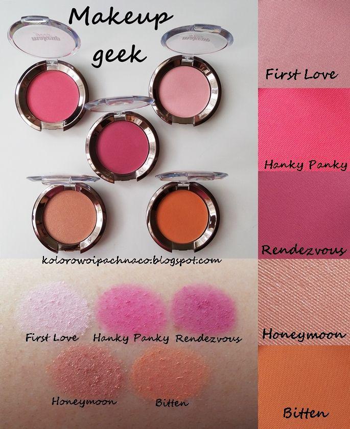 Blushes Makeup Geek