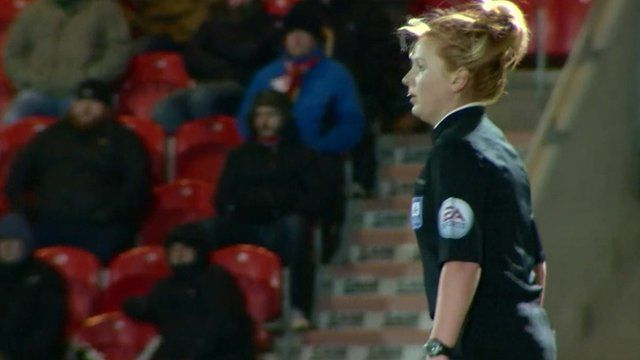 With increasing concerns about sexist abuse at football matches, the organisation Women In Football are set to launch a campaign to try to curb the abuse, as Natalie Pirks reports.