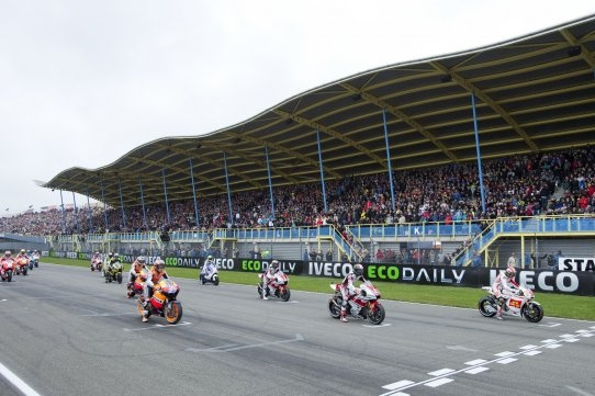 TT Assen: famous racetrack