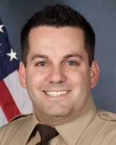 Always remember: Police Officer Blake Curtis Snyder, St. Louis County Police Department, Missouri