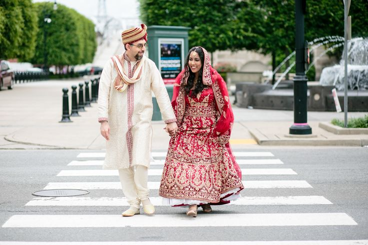 A two day Indian Wedding Celebration with a Sci-fi & Video game theme designed by Angela Proffitt and ...
