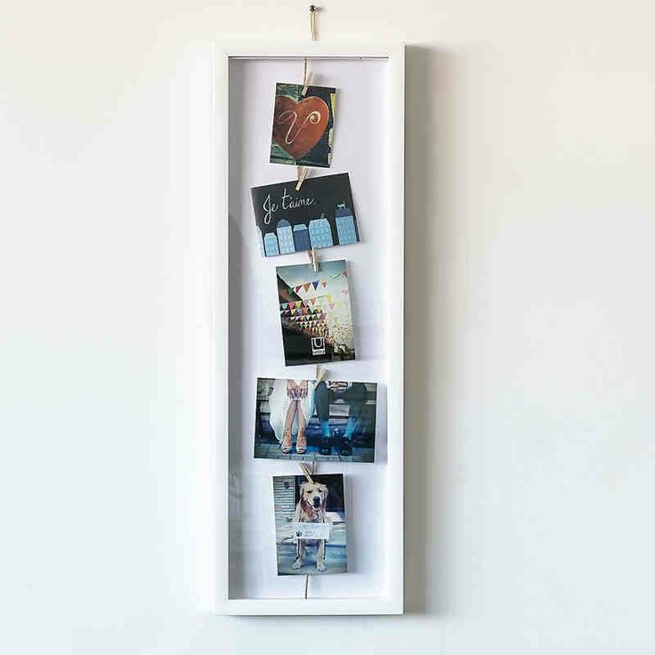 加拿大UMBRA正品 晾衣绳 欧式创意时尚挂墙式相框 照片架相片相架-tmall.com天猫