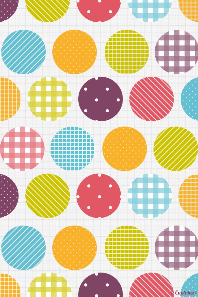Dots ••••••• iPhone wallpaper