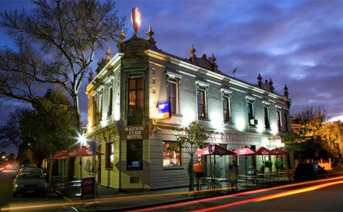 Railway Club Hotel in Port Melbourne does the best steak in the hood