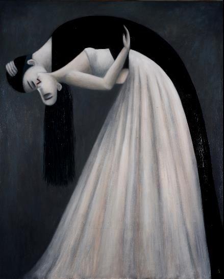 The embrace - Johanna Perdu 2012: