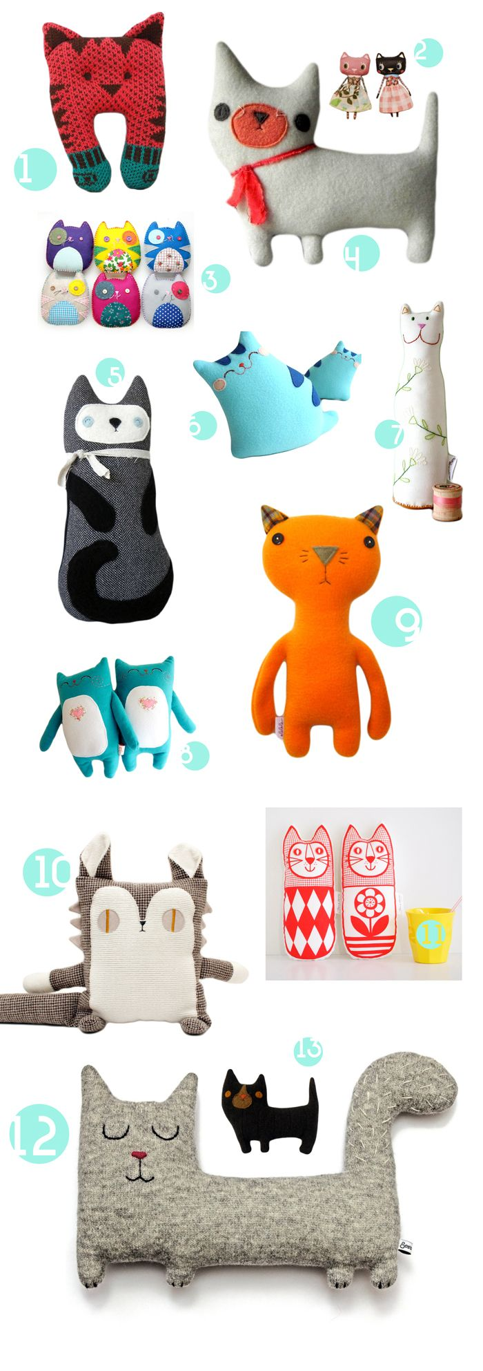 Plushies a kindling of plushie cats and kittens , my style designs