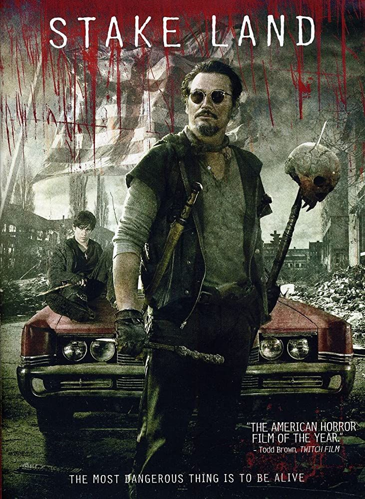 Stake Land 2010 American Horror Good Movies To Watch Best Vampire Movies