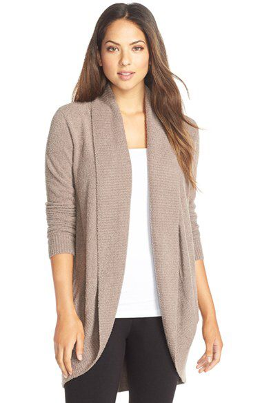 Barefoot Dreams® Barefoot Dreams 'Circle' Cardigan available at #Nordstrom