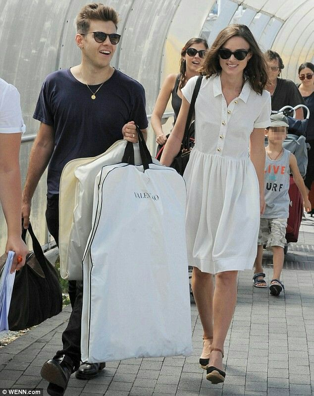 With James Righton...
