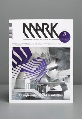 Cover for MARK magazine 2