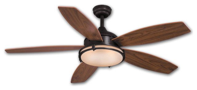 Unique Craftsman Style Ceiling Fan #6 Craftsman Style Ceiling Fans