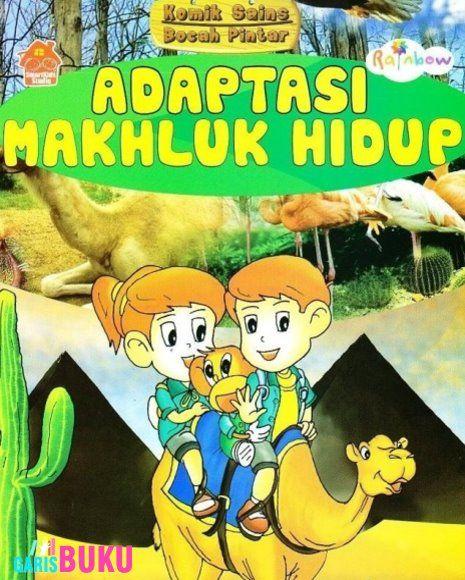 Buku Komik Sains Bocah Pintar