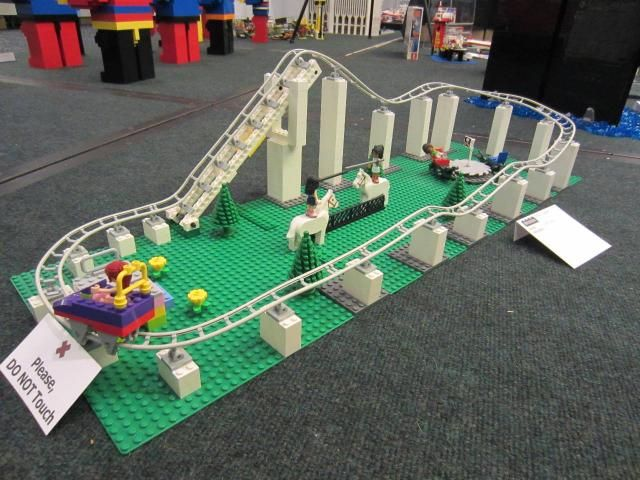 22 best LEGO Rollercoaster images on Pinterest   Lego, Legos and ...