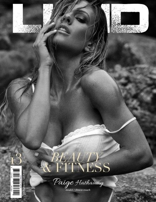 Livid Magazine - Beauty & Fitness Issue 13 Paige Hathaway