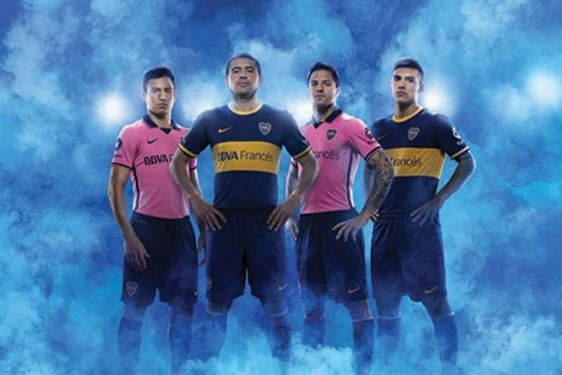 Boca tiene nueva camisetas 2013  - Boca Juniors