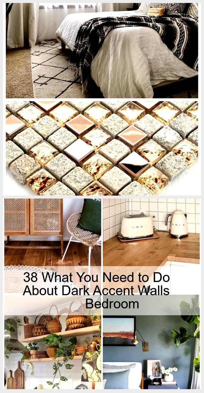 How To Build A Wood Plank Accent Wall Accent Wall Bedroom Dark Accent Walls Navy Accent Walls