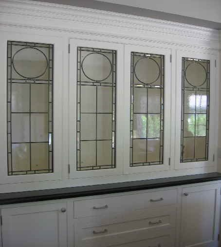 Kitchen Cabinets With Stained Glass: 23 Best Stained Glass Cabinet Doors Images On Pinterest