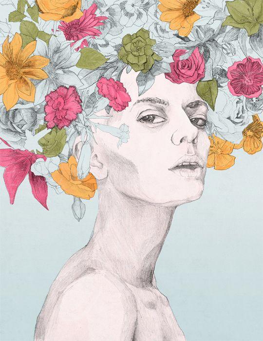 Flores del Mal - Vicente Reinamontes
