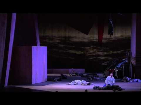 Georg Friedrich Händel - Giulio Cesare in Egitto 3/3 (1h) with Andreas Scholl as Giulio Cesare, Cecilia Bartoli as Cleopatra and Cristophe Dumaux as Tolomeo