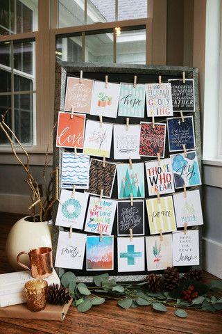 creative advent calendar #holidays