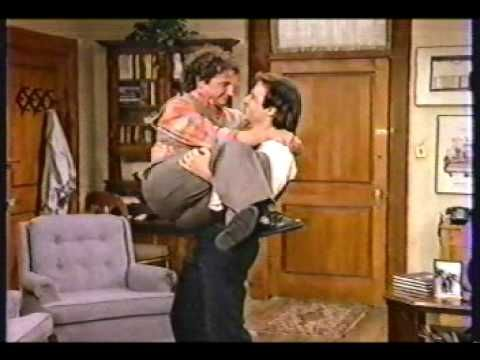 Perfect Strangers - The Dance of Joy    Literally the only thing I remember from this show, but the idea sticks with me years later.