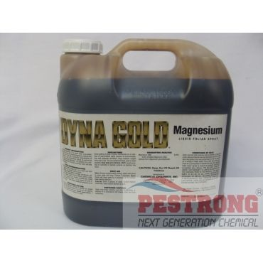 Dyna Gold Chelated Magnesium 4% Liquid Fertilizer - 2.5 Gallons  On sale! $66.95  Buy 2 or more quantities: $63.95  per each
