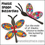 Image result for crafts with plastic silverware