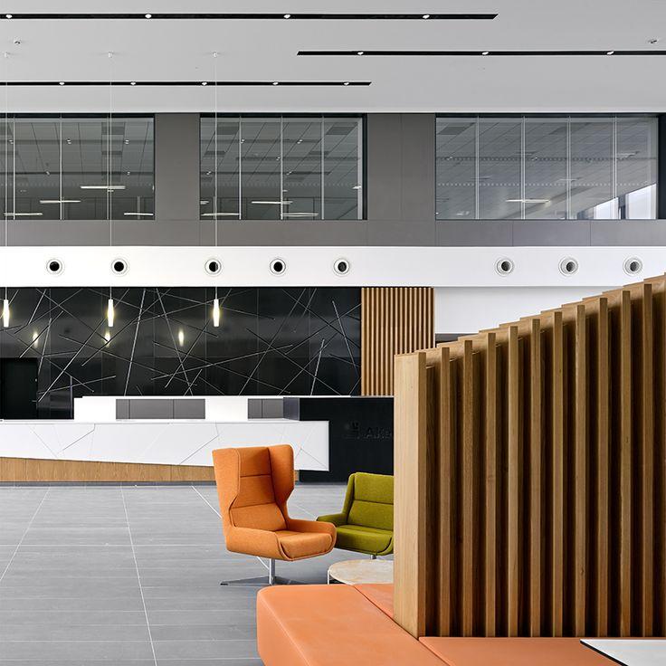 AKER SOLUTIONS Aberdeen International Business Park Keppie DesignImage AberdeenArchitecture Interiors