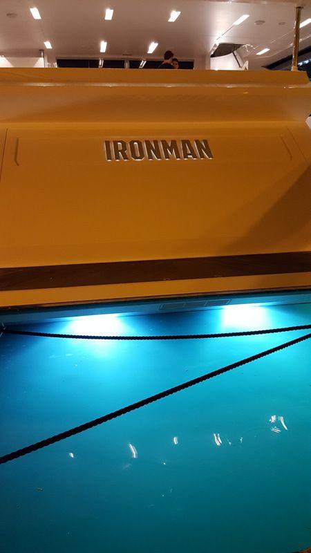 M/Y Ironman