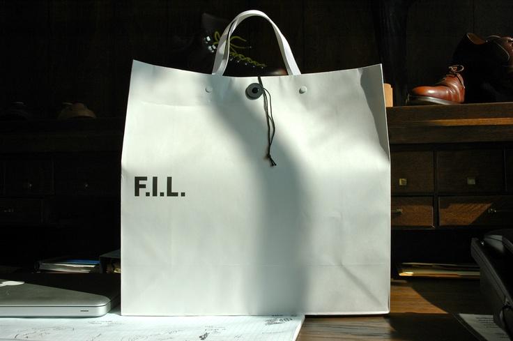 #visvim #FIL #packaging