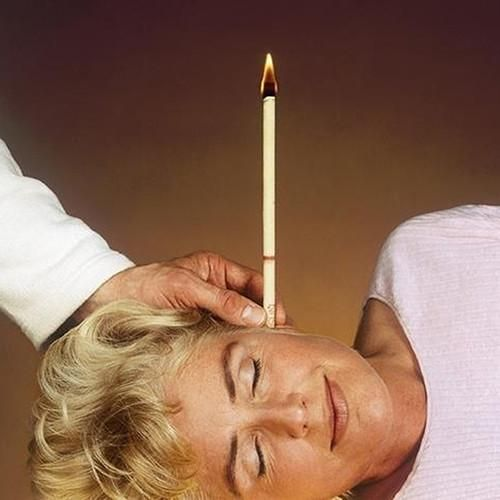 Yoga Medical Natural Ear Candle Treatment Fragrance Indiana Therapy(20Pcs)