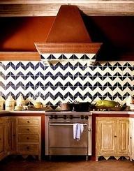 !!! chevron kitchen interior design kitchen designs kitchen design