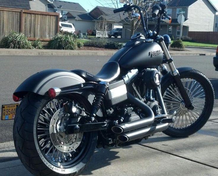 2016 Harley Davidson Fxdb Custom Dyna Street Bob: Best 25+ Street Bob Ideas On Pinterest
