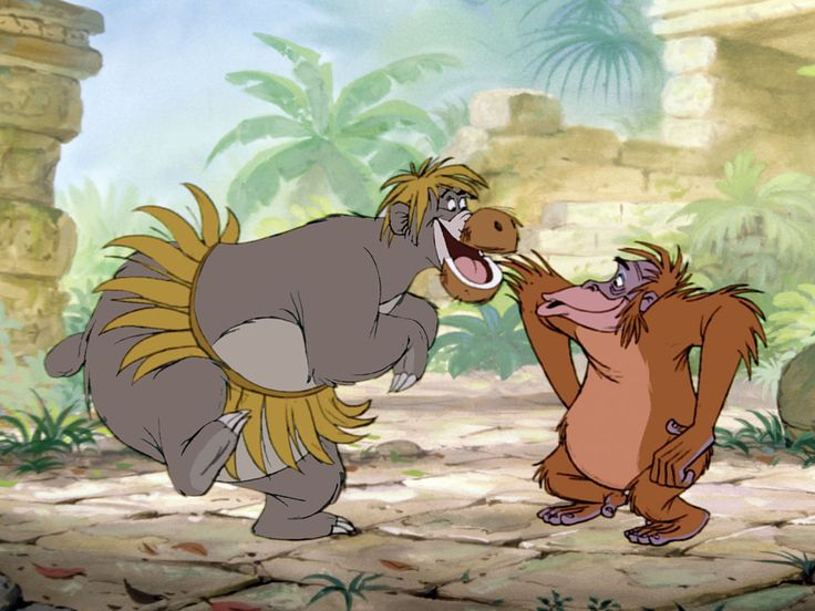Jungle book | ... all you old school jungle book fans nothing can top the o g version